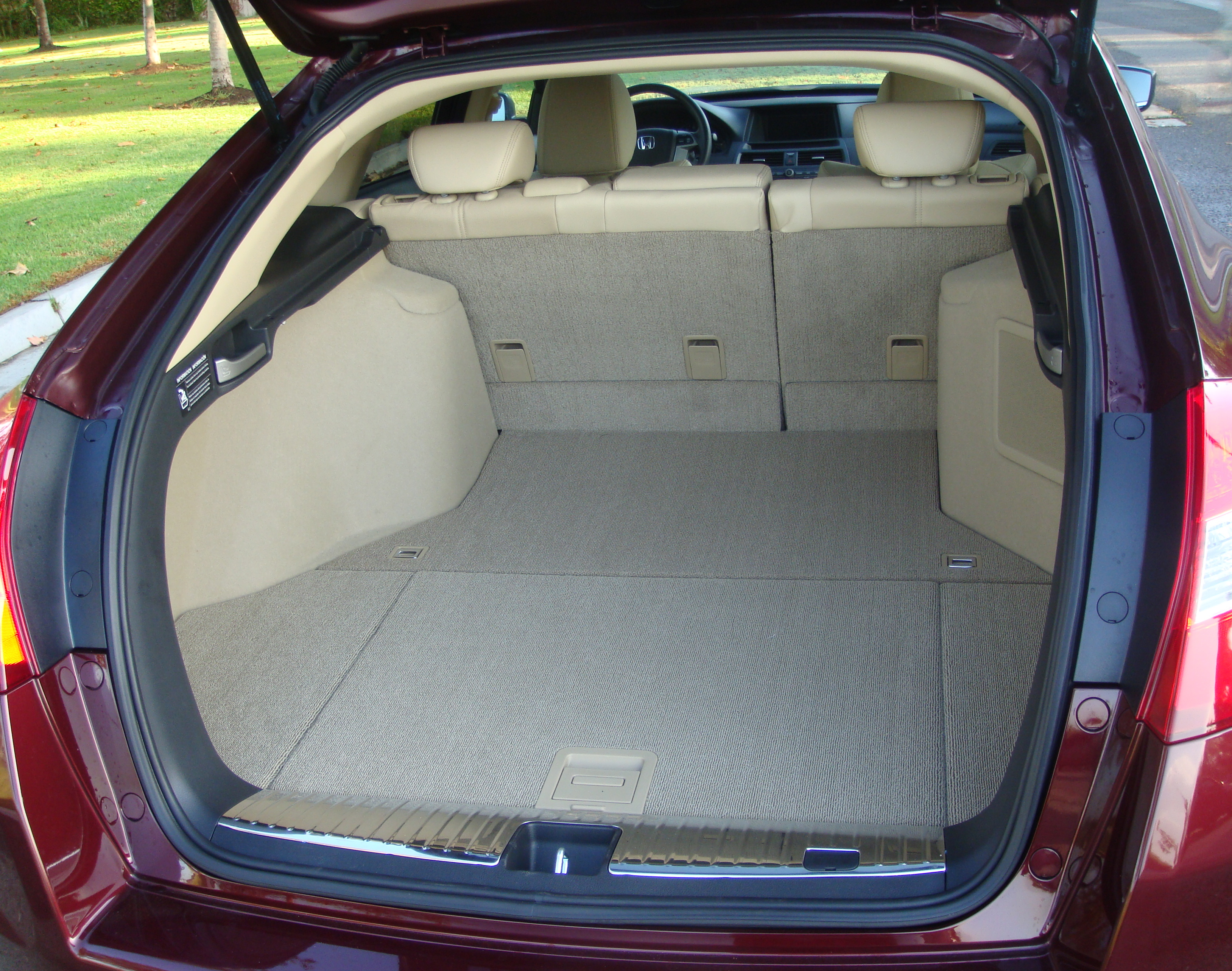 Cover Just The Car Seat Area