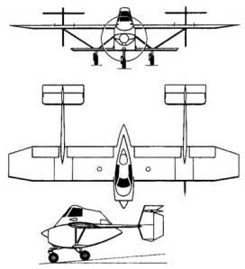Transavia PL-12 Airtruk.