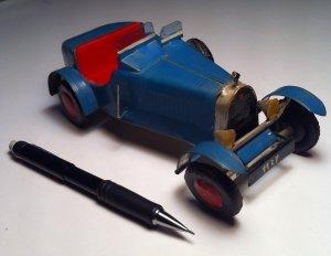 This Bugatti