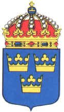 The Swedish crest, Lilla