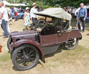 1912 Runabout Deluxe