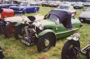 This J.A.P.-engine trike