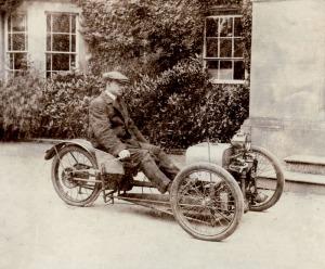 The ur-Morgan, circa 1910.