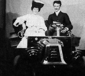 An early Tesla.