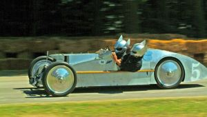 The 1923 Voisin Laboratoire will make another appearance at this year's Festival. See