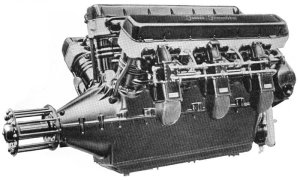 Isotta-Fraschini Asso 750 broad-angle V-18
