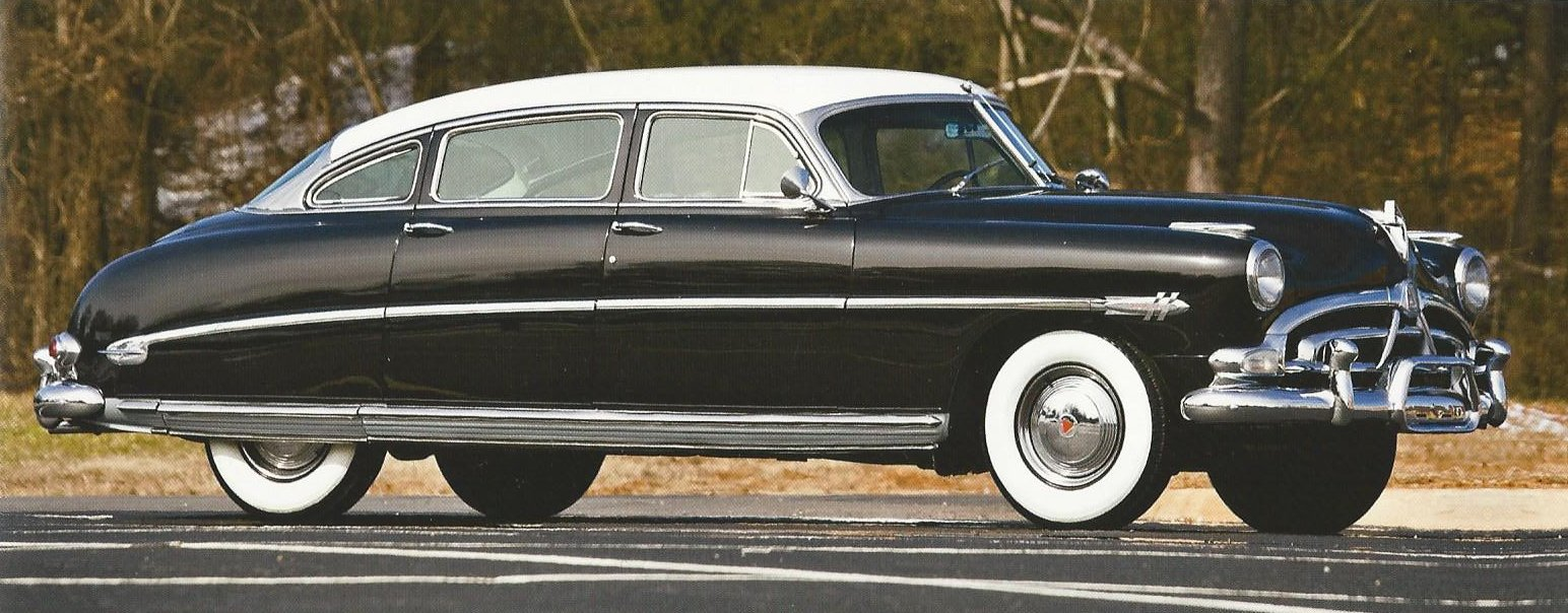 Hudson Hornet Nascar Champ Movie Star Gooding Auction