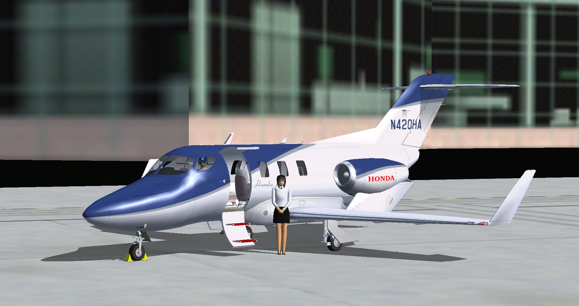 American honda takes to the air simanaitis says for How much is a honda jet