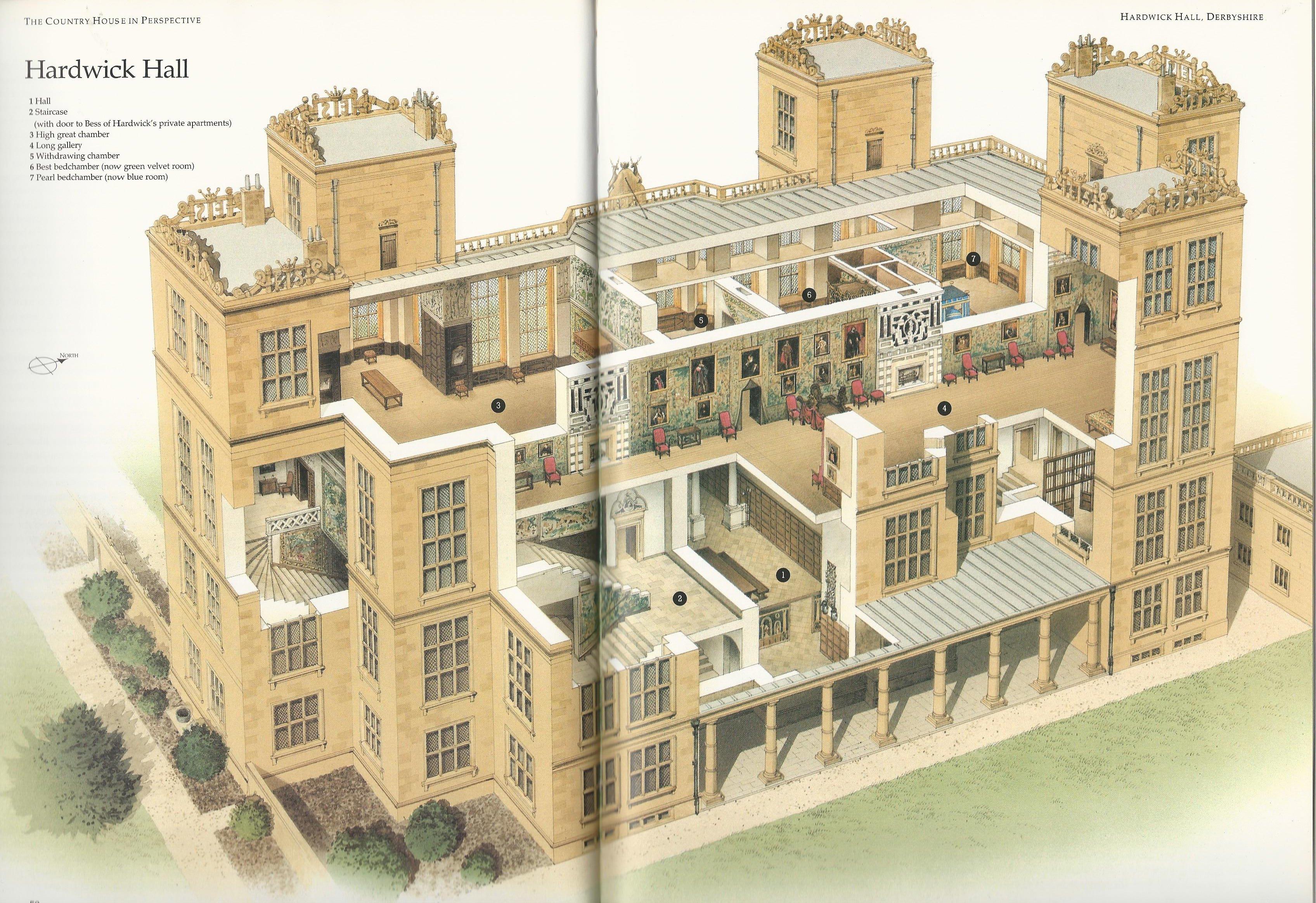european architecture hardwick hall architect robert smythson
