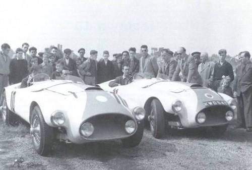 Coupe Nash Healey Le Mans