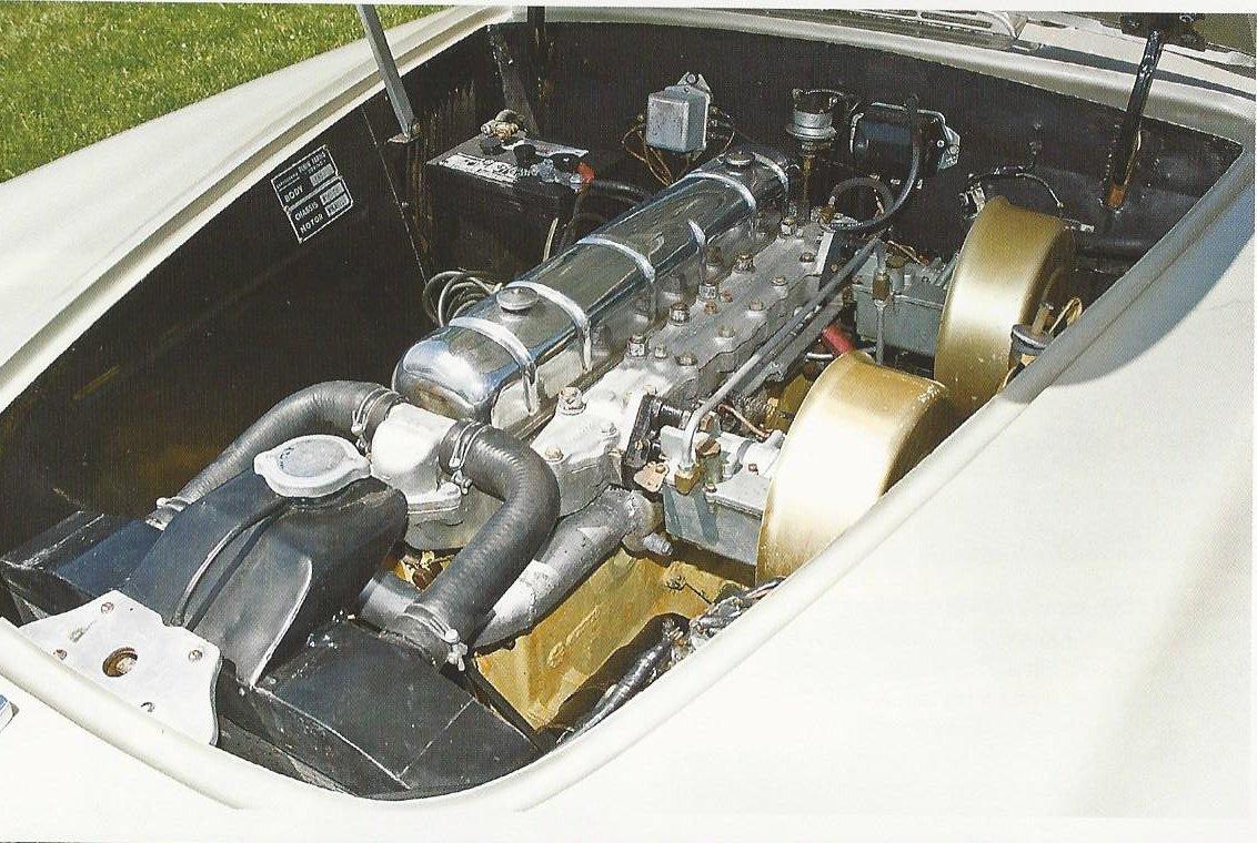 Nash Healey Le Mans Coupe