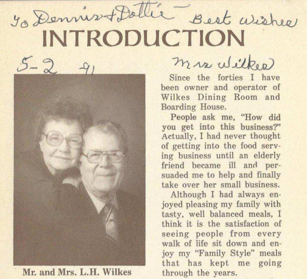 Mrs Wilkes Dining Room Savannah: FAMILY-STYLE DINING