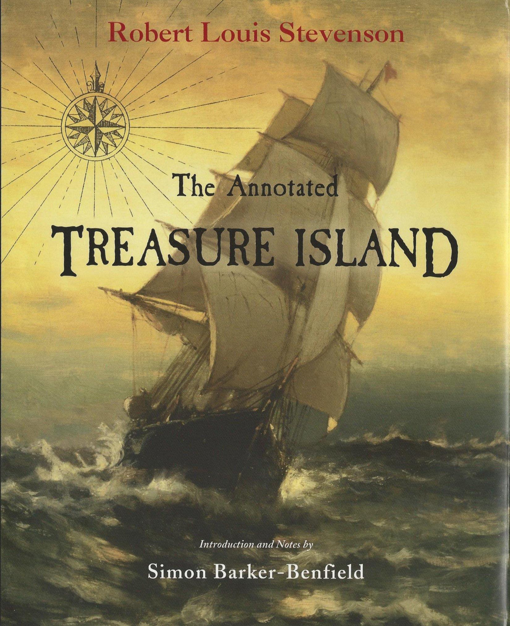 Author Introduction Of Treasure Island