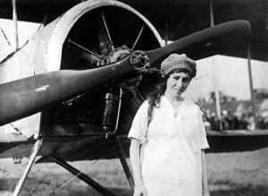 Katherine and her Partridge-Keller