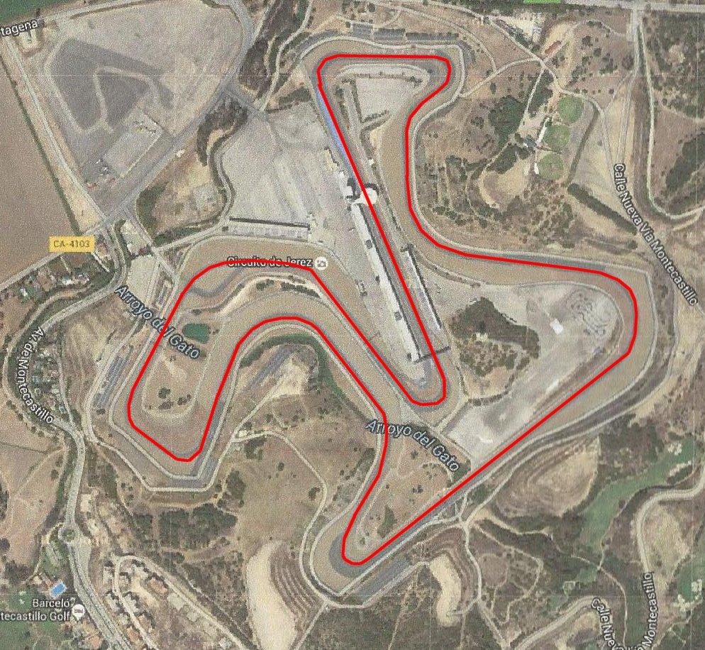 Circuito Jerez : Circuito de jerez simanaitis says