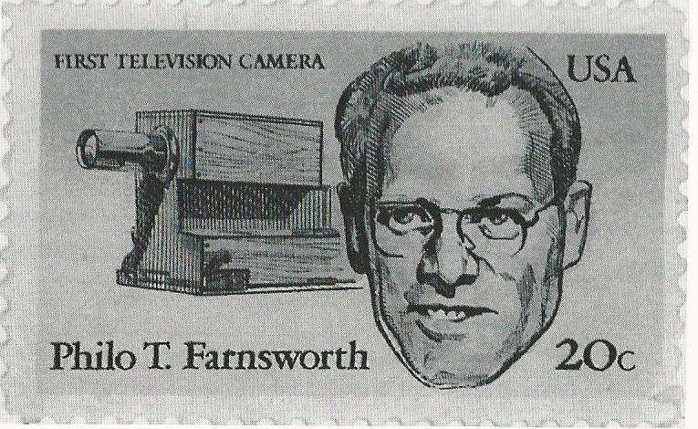 Image result for tv pioneer farnsworth