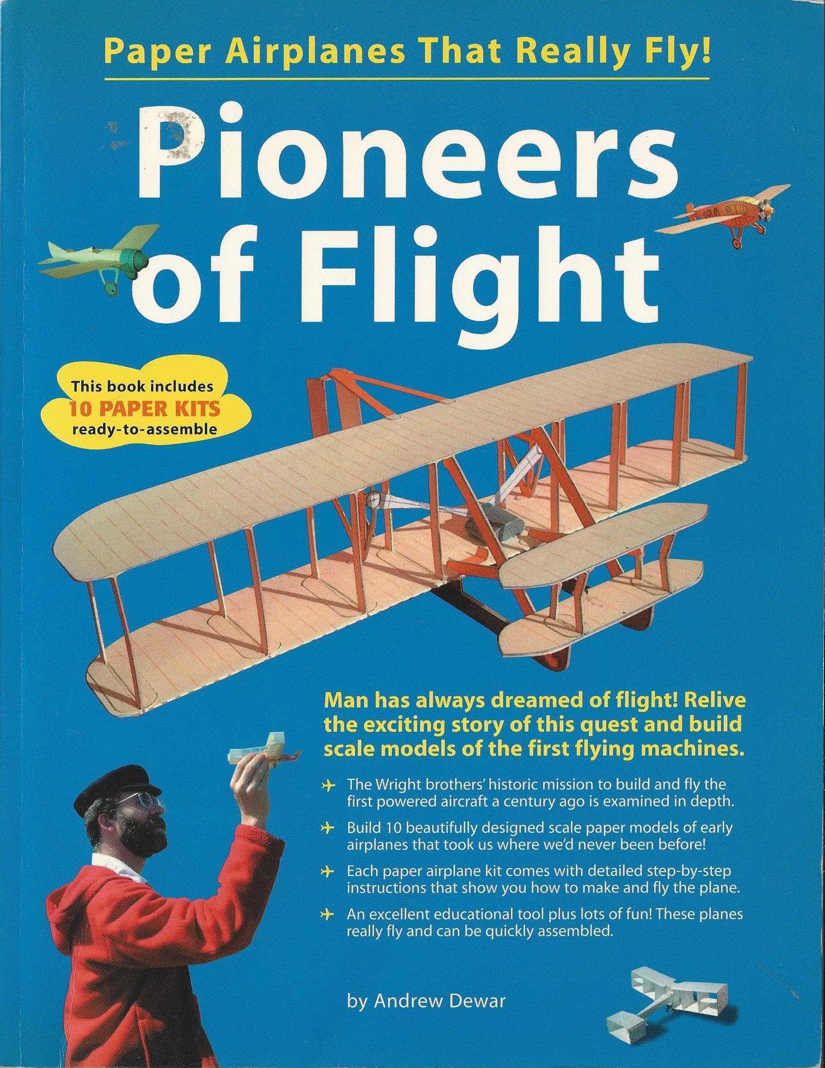 Andrew Dewar S Flying Origami Simanaitis Says
