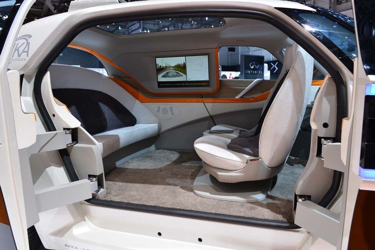 where are self driving cars headed simanaitis says. Black Bedroom Furniture Sets. Home Design Ideas