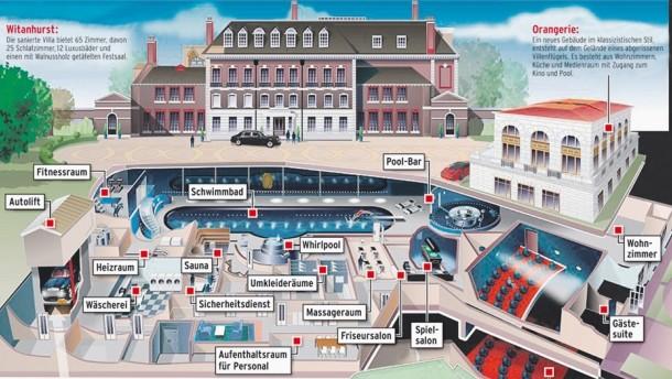 mega basement as envisioned in the frankfurt allgemeine