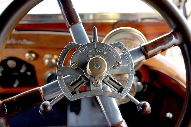 Rolls Royce Vw Bug >> STEERING WHEELS I'VE LOVED | Simanaitis Says