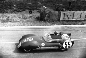 This Lotus Eleven took the Index of Performance in 1957. Image from code lotus7register.co.uk.