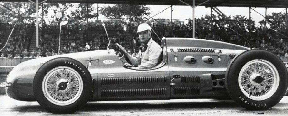Tucker Car For Sale >> MID-ENGINE INDY RACE CARS—THE EARLY YEARS | Simanaitis Says