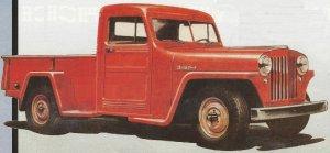 1947 civilian Jeep.