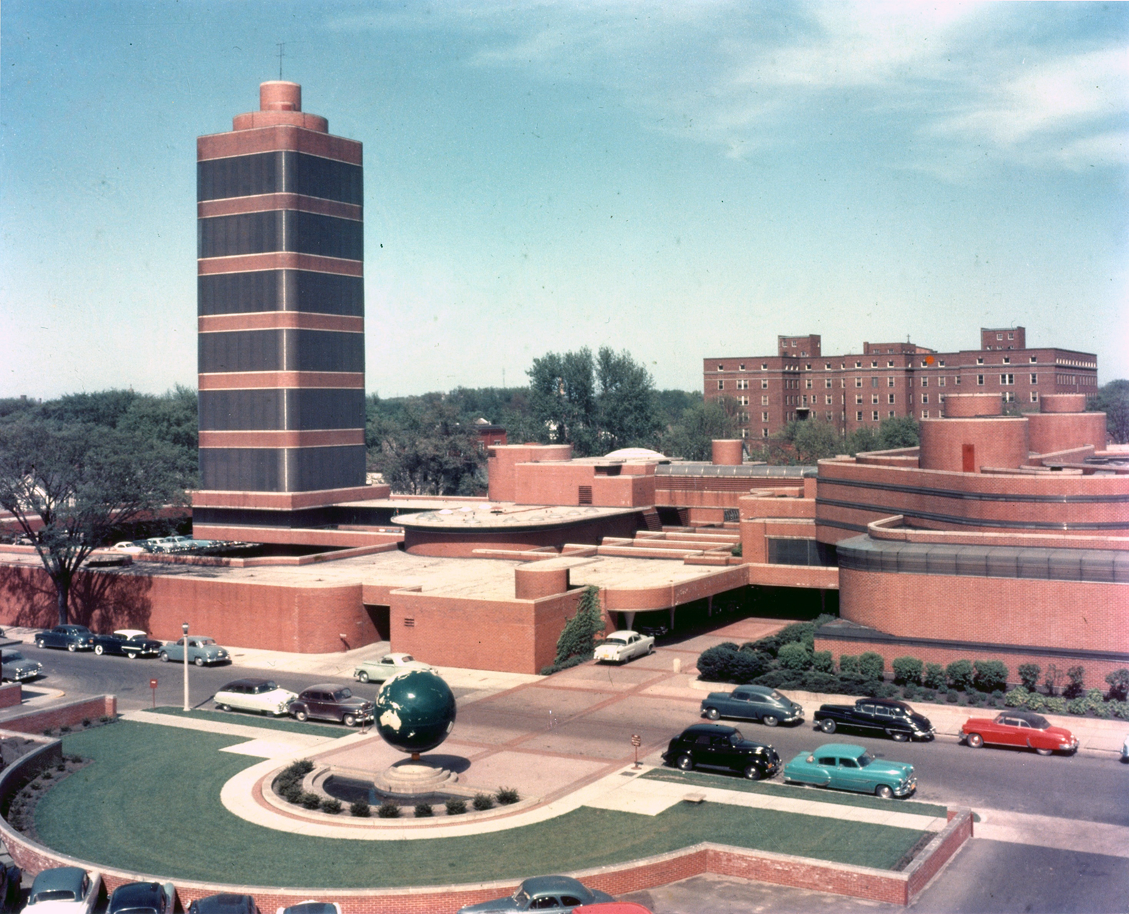 Johnson Wax Research Tower Tour