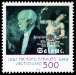 stamp_germany_1999_minr2076_richard_strauss