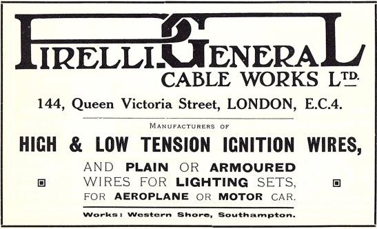Pirelli General Caable Workds Ltd.