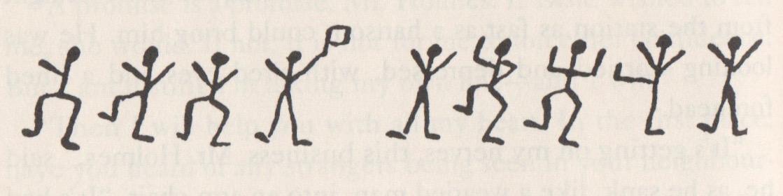 SHERLOCK HOLMES—CRYPTOLOGIST | Simanaitis Says