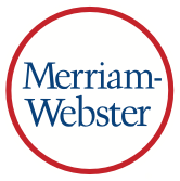 """Merriam-Webster"""" 