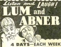 "Lum and Abner"" SiriusXM ""Radio Classics"" | Simanaitis Says"
