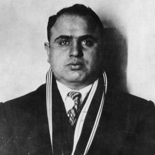al capone conned by victor lustig simanaitis says
